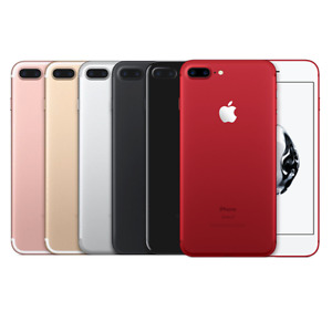 Apple iPhone 7 PLUS 128GB PRODUCT RED All Other Colors Brand New USA Model