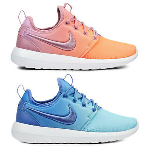 NIKE-Scarpe-DONNA-Shoes-034-Roshe-Two-BR-034-NEW-Sneakers-NUOVE-Running-2-COL-Su-AG