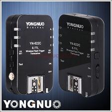Yongnuo Yn-622c Wireless Ttl Flash Trigger Para Yn-568ex Yn-565ex Yn-468 Ii C