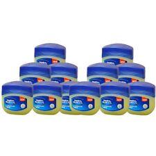 LOT OF 12 VASELINE BLUESEAL Pure Petroleum Jelly Vitamin E 1.7oz 50ml Original