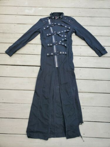 Original Tripp NYC Trench Coat PreOwned CyberGoth