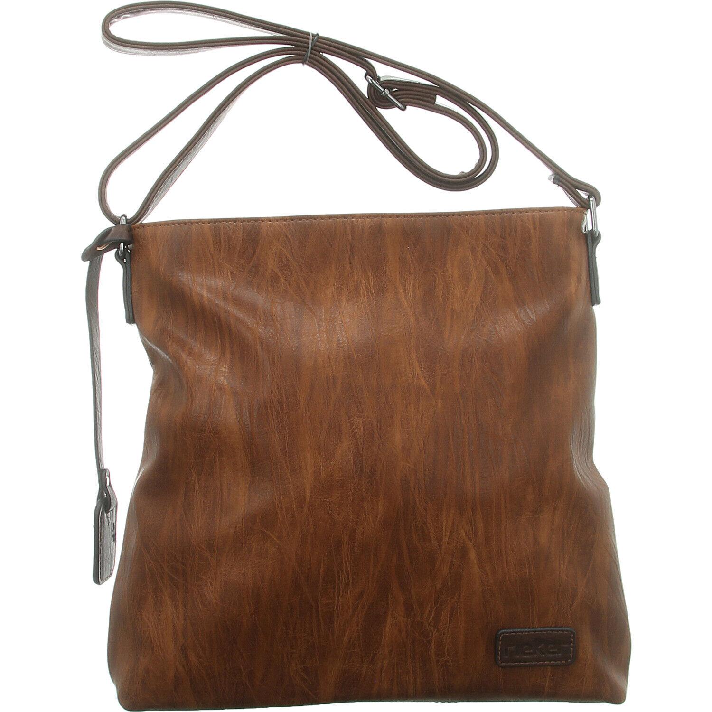 RIEKER Tasche Handtasche H1030-22 braun NEU