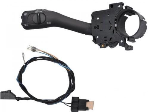Tempomat GRA Nachrüstsatz original Blinkerschalter für Skoda Fabia 6Y TDI