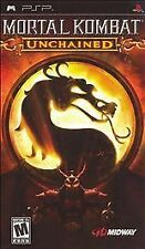 Mortal Kombat: Unchained (Sony PSP, 2006) DISC ONLY