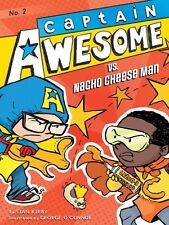 Captain Awesome: Captain Awesome vs. Nacho Cheese Man 2 by Stan Kirby (2012, Paperback)