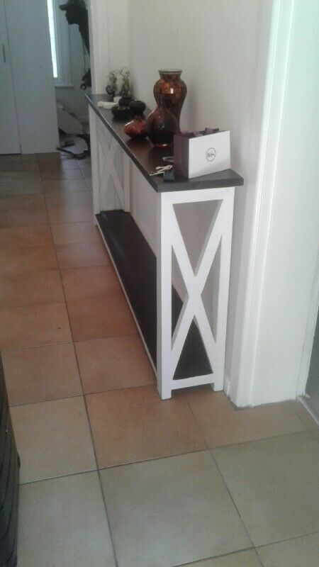 CONSOLE TABLES,DISPAY CABINETS,WALLUNITS,  FOR SALE CUSTOM MADE WHATSAPP 0622399764