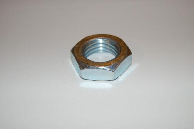 verzinkt DIN 985 Stopmuttern 10-100 Stück Sicherungsmuttern M3 bis M30