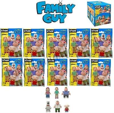 Family Guy 2 Random Packs K/'nex Series 1 Blind Bags