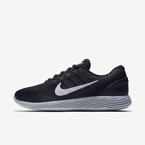Msrp Hombre 001 Zapatos 9 Gris Nike Lunarglide 904715 Negro Blanco x4HpA
