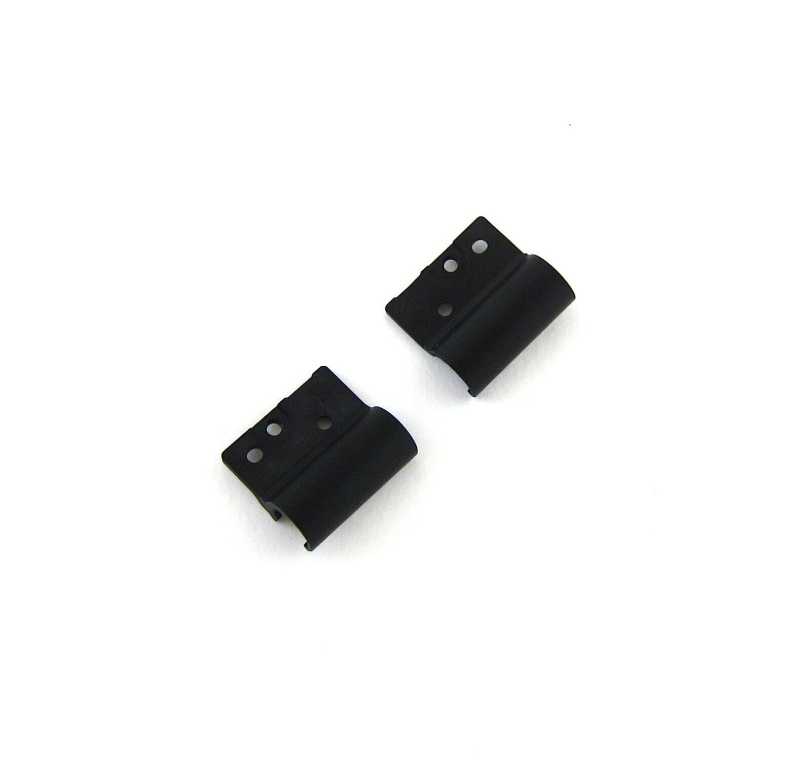 New OEM Alienware 13 R1 / R2 Hinge Covers Caps Left / Right Set - 3TJW0 W6VH7