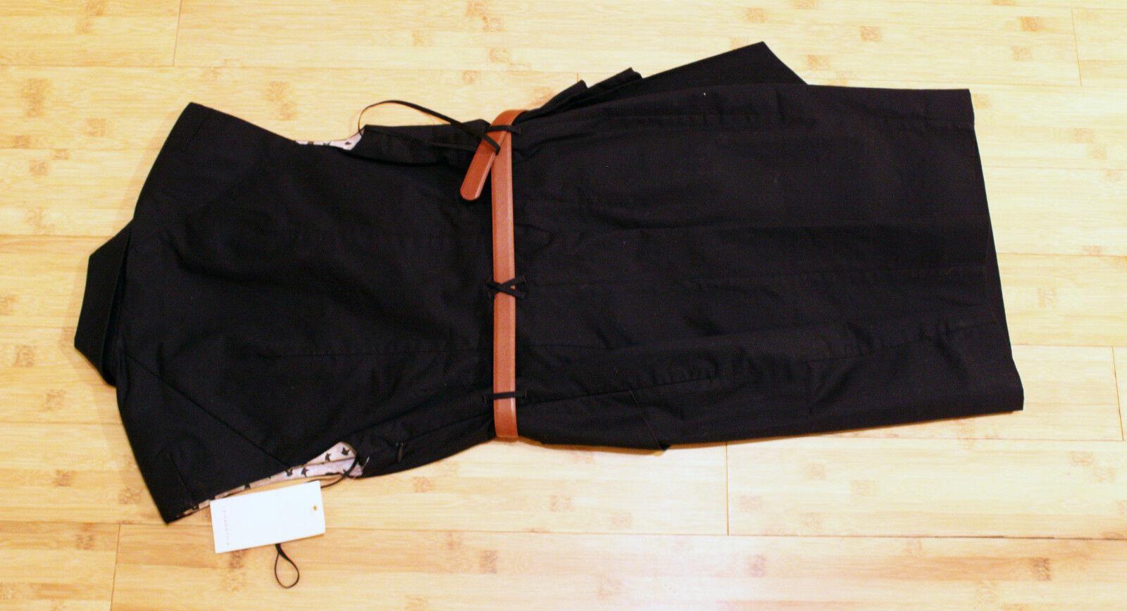 CLEARANCE     ANTHROPOLOGIE LEIFSDOTTIR DEEP NAVY DRESS 0 NWT  345 9ff499