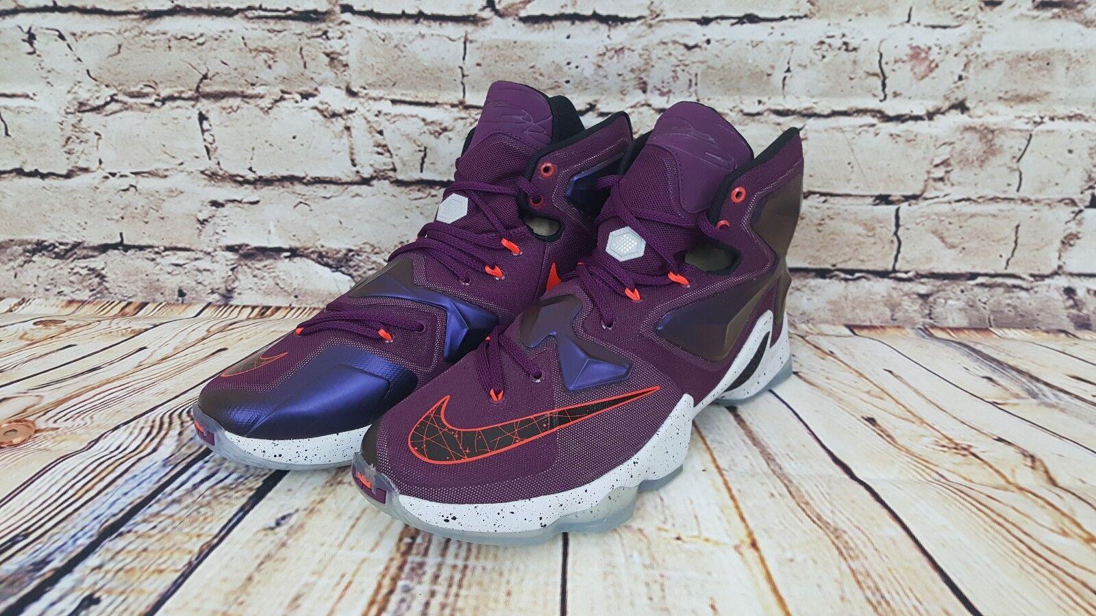 Nike LeBron 13 XIII EP Men's basketball shoes 807219-500