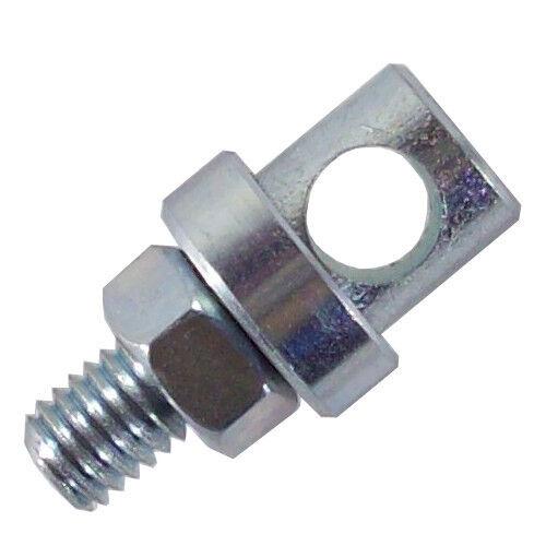Bike fender clamp barrel adjuster cable M5 steel mudguard guide hanger screw