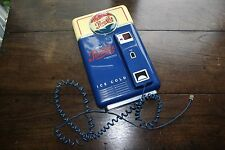 Vintage PEPSI COLA Telephone Advertising Phone ~ Wall Mount