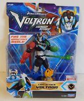 Netflix Voltron Legendary Defender Lion Attack Voltron