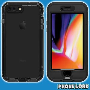 Genuine-new-Lifeproof-Nuud-Nuud-case-for-iPhone-8-PLUS-waterproof-tough-Black