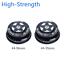 44-55//56mm Bicycle Headset Al Alloy Tapered Headtube Bike Tube Fork Headsets