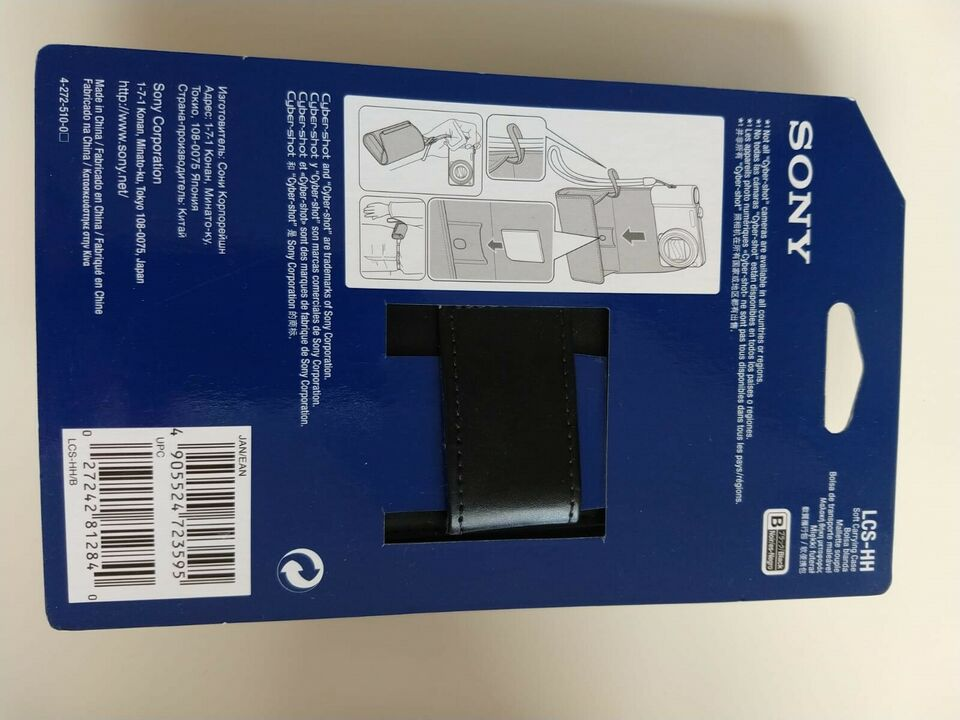 Sony Cyber-shot case, Sony, Cyber-shot