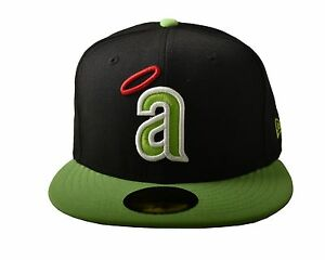 606703d89da New Era Los Angeles Angels of Anaheim 59Fifty MLB Fitted Cap (ANAANG ...