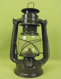 Bat No 158 Petroleumlampe Sturmlaterne Stall Ol Lampe Ddr Gdr Nva Militar Grun Ebay