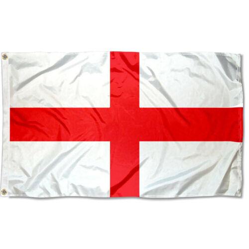 England Flag and Banner
