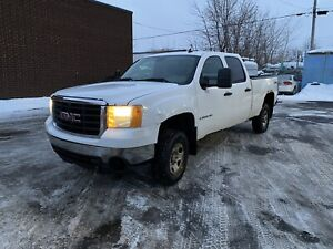 2009 GMC Sierra 2500 2500HD
