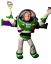 "miniature 1 - Disney Pixar 12"" Talking Light-Up Buzz Lightyear Action Figure Toy Story"