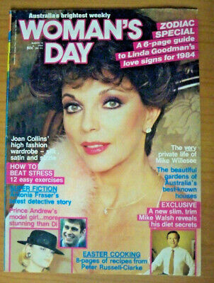 1984 diet in womans day magazine