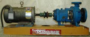 Goulds pump baldor industrial motor m3711t ebay Baldor industrial motor pump