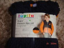 LUPILU KIDS/ BOYS FLEECE JACKET 110/116  4-6 YEARS