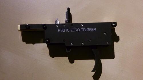 Laylax PSS10 Zero triggerhigh pression à piston pour Tokyo marui