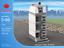 San Francisco Townhouse 01001 LEGO® Custom Modular Instructions