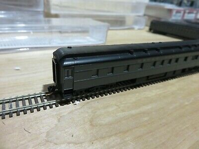 N Scale MICRO-TRAINS LINE 144 00 100 NEW HAVEN 3-2 Heavyweight Observation Car