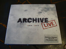 Slip Double: Archive : Live Brussels Belgium 2010  2 CDs
