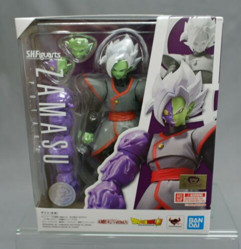 Potara Bandai Limited Japan NEW SH S.H Figuarts Dragon Ball Super Zamasu