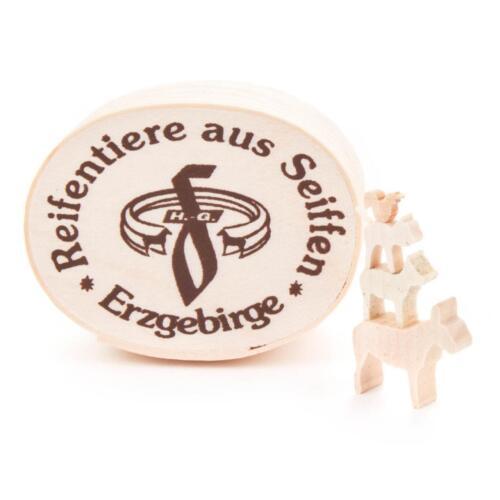 Bremer Stadtmusikanten Spandose Erzgebirge Reifentiere Märchen Tiere Volkskunst