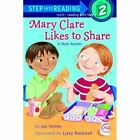 Mary Clare Likes to Share a Math Reader by N Joy Hulme 9780375834219