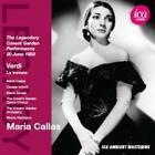 La Traviata von Callas,Zanasi,Rescigno,Valletti (2011)