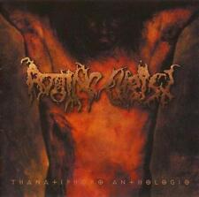 ROTTING CHRIST - Thanatiphoro Anthologio (Best Of) - Doppel CD - Neu OVP
