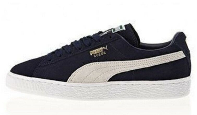 12b2e29b957 Suede Classic NAVY PKI35656851 PUMA plus noqxha3044-Athletic Shoes