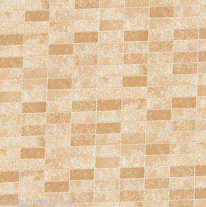 Dolls-House-Beige-Wallpaper-Kitchen-Bathroom-Quality-Satin-Pearl-Paper-29
