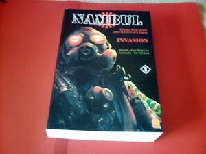 BD-NAMBUL-MANGA-GUERRE-COREE-JAPON-INVASION-LEE-HYUN-SE-bd-neuve