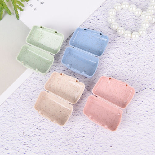 4X Portable Travel Toothbrush Head Cover Case Cap Hike Camping Brush CleanerV FL