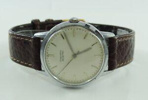 Vintage-Junghans-Meister-Herrenuhr-Handaufzug