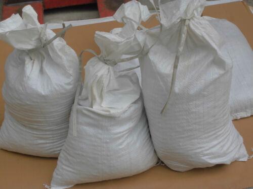 Sandsack Sandsäcke Säcke  Hochwassersack Hochwasser PP Gewebesack  40 x 60 cm