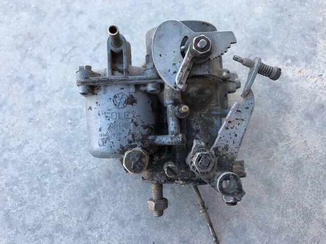 Solex carb parts