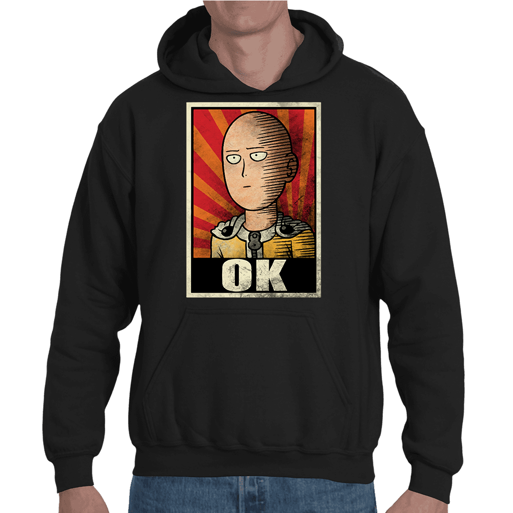 Sweatshirt One Punch Man Poster