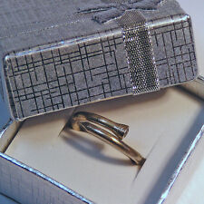 Sterling Silber 925 Nagel Schmuck-Ring made in Germany Geschenkverpackung