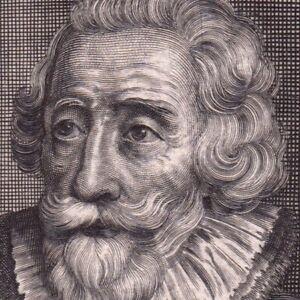 Portrait-XVIIe-Jacques-Nompar-de-Caumont-Marechal-Duc-De-La-Force-Moncornet
