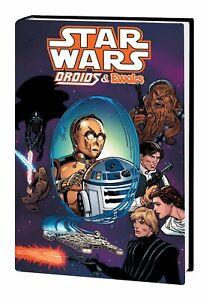 STAR-WARS-DROIDS-AND-EWOKS-OMNIBUS-Hardcover-HC-STILL-SEALED-srp-75-00